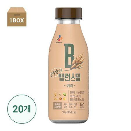 밸런스밀 귀리 50gx20개(1box)