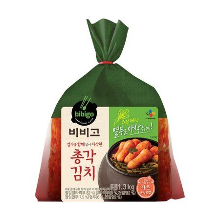 비비고 열무아삭한총각김치1.3kg
