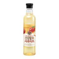 백설 건강발효 사과식초 800ml(유통기한2021-11-09)