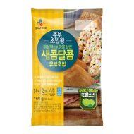 주부초밥왕 새콤달콤 유부초밥 160g (14매입)