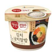 햇반 컵반 김치날치알밥 188g