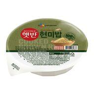햇반100%현미로 지은밥 130G