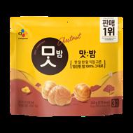 맛밤 80gx3개
